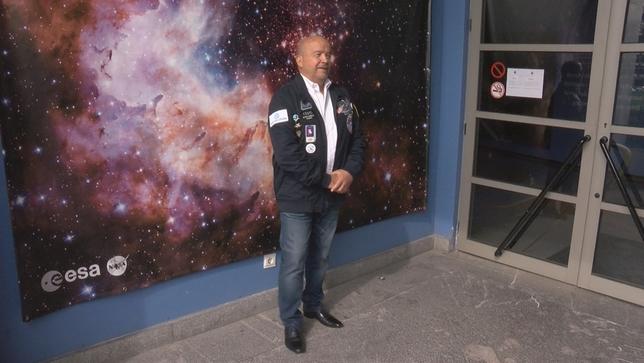 El ex-astronauta Baudry insta a pisar Marte cuanto antes