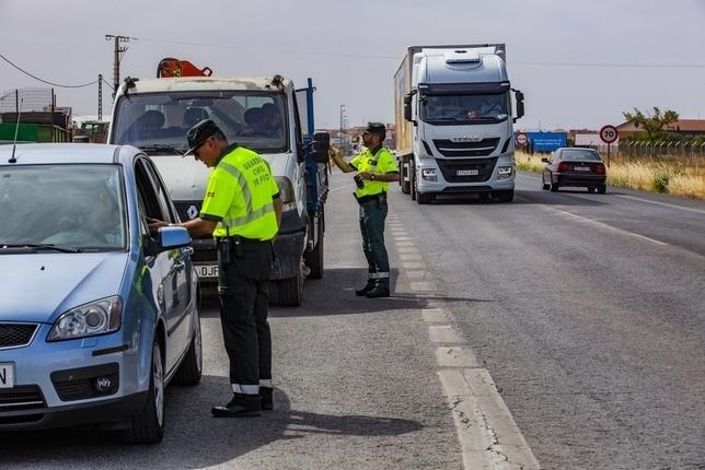'Wasapear' al volante, el enemigo de la Seguridad Vial Fotos Rueda Villaverde