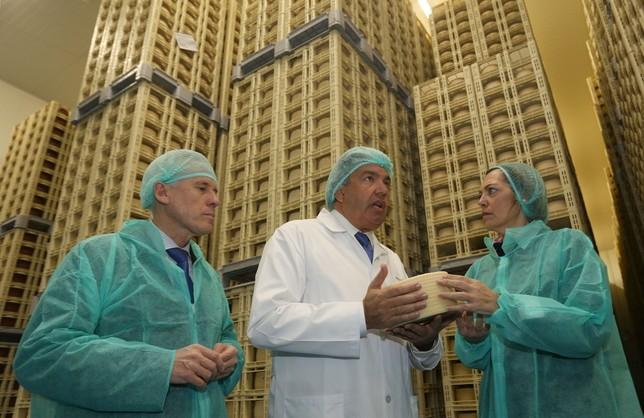 23 proyectos de inversión de la industria alimentaria