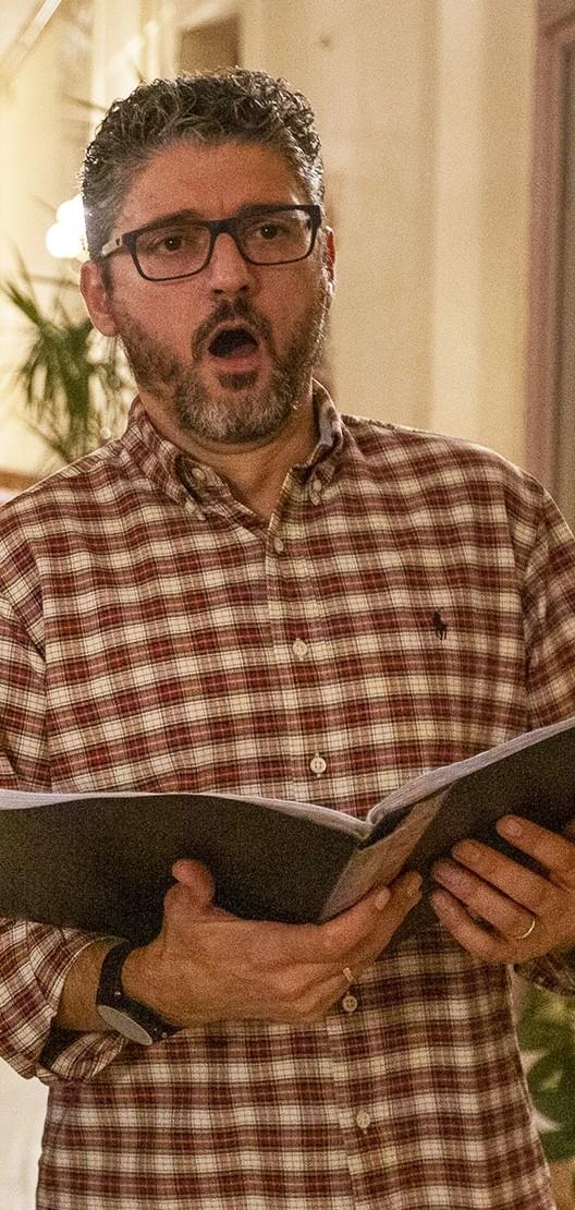 La emoción de las voces del 'Mesías participativo'