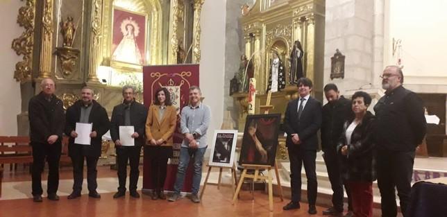José Ramón Luna, cartelista de la Semana Santa de Tarancón