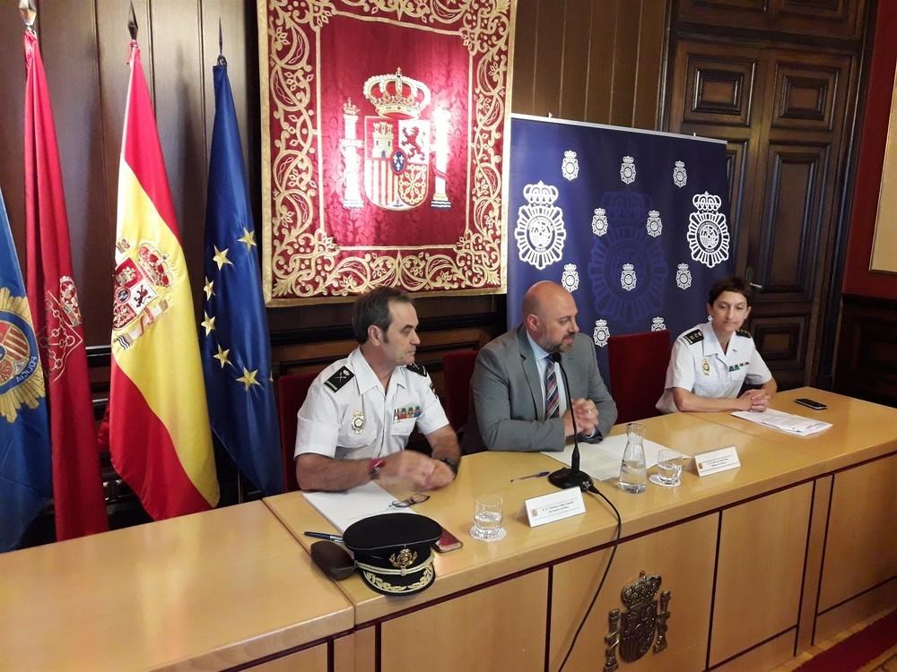 Desmantelada la mayor plantación de droga indoor en Navarra