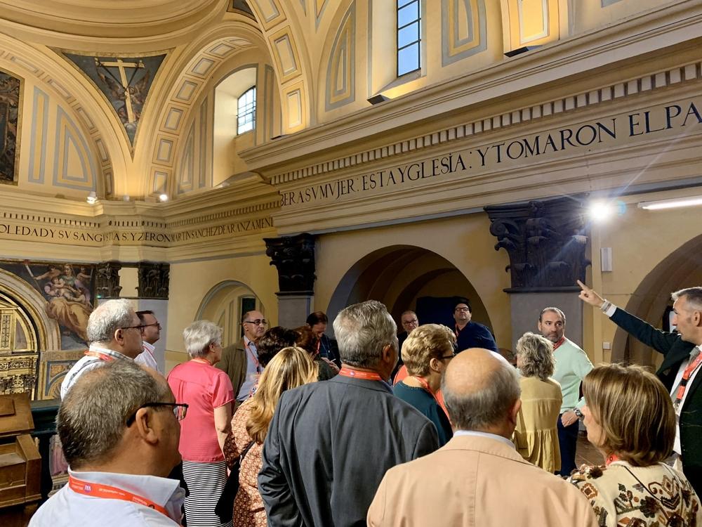 Valladolid acoge el Congreso Nacional de las Angustias
