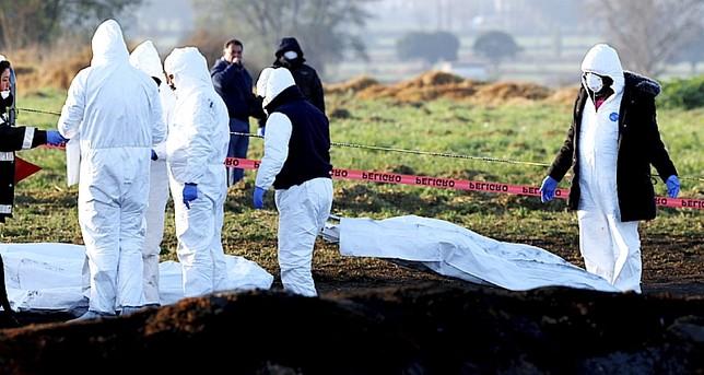 66 muertos al explotar una toma clandestina de gasolina HENRY ROMERO