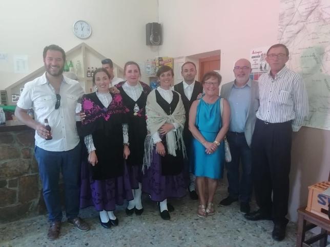 Matasejún celebra las Móndidas