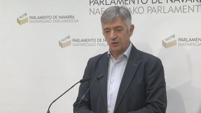 Koldo Martinez, candidato al Congreso por Geroa Bai