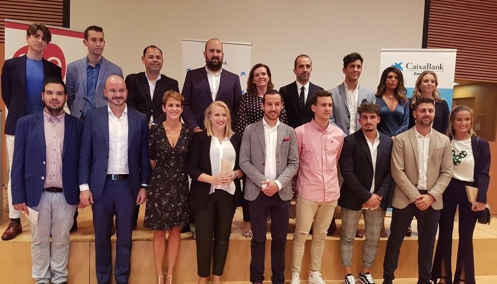 La navarra Maite Agüeros, Premio Joven Empresaria 2018