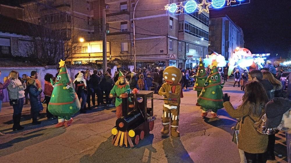 La magia de la Navidad invade Aguilar y Guardo