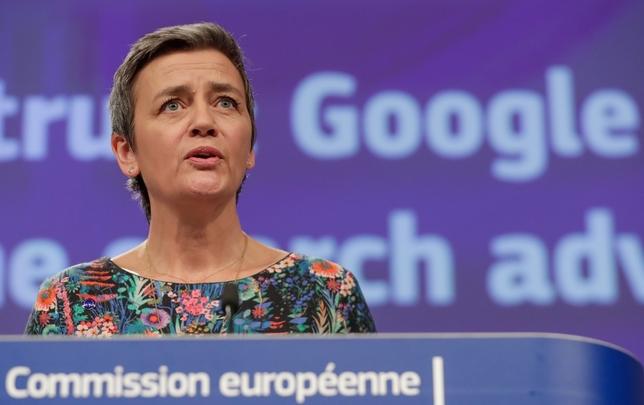 La UE multa a Google con 1.500 millones por hábitos abusivos Stephanie Lecocq
