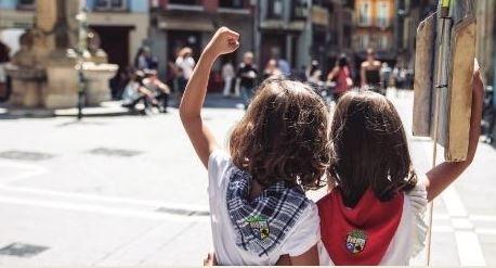 Programa oficial de 'San Fermín Txikito' 2019