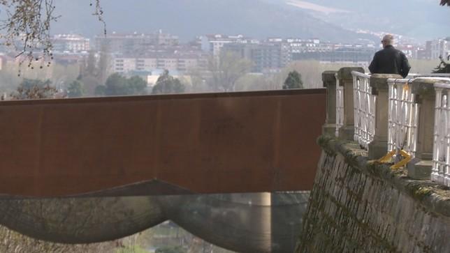 UPN pide que no se tire la pasarela porque está protegida
