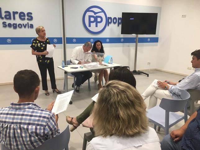 El PP concluye la elección de sus diputados provinciales