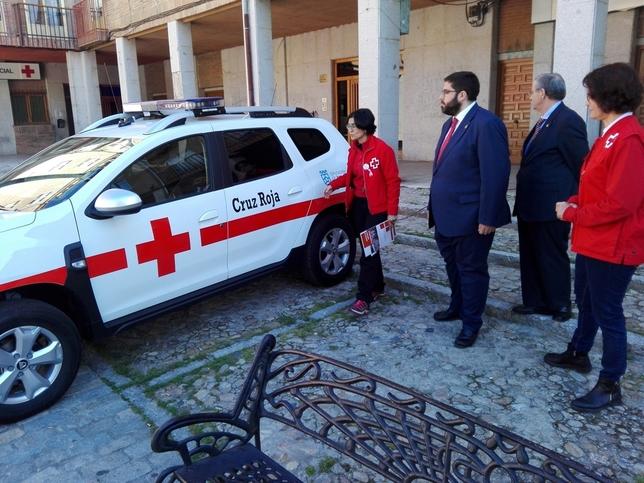 Respuesta rápida a situaciones de emergencia con Cruz Roja