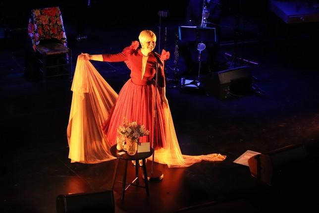 Pasión y sus '40 Quilates' brillan en el Gran Teatro