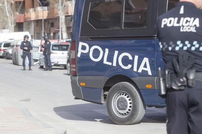 Golpe policial contra el menudeo de drogas en la capital
