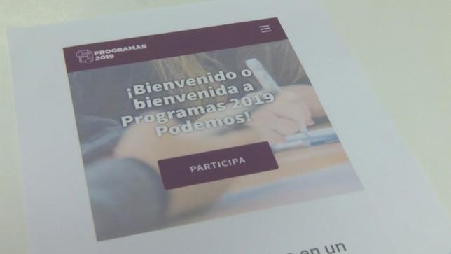 Unidas Podemos Equo elaborará un programa a base de 'likes'