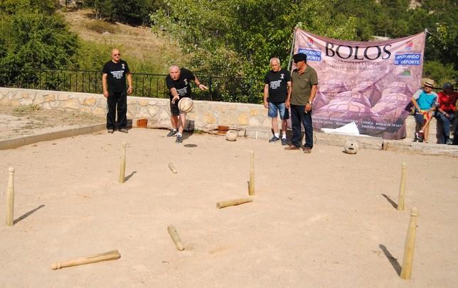 Cuenca se llevó la penúltima jornada del circuito de bolos