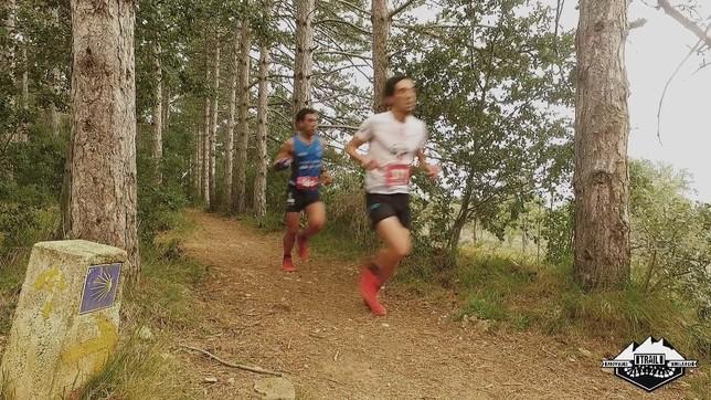 Oronoz y Larrueza se imponen en la V Jurramendi Trail