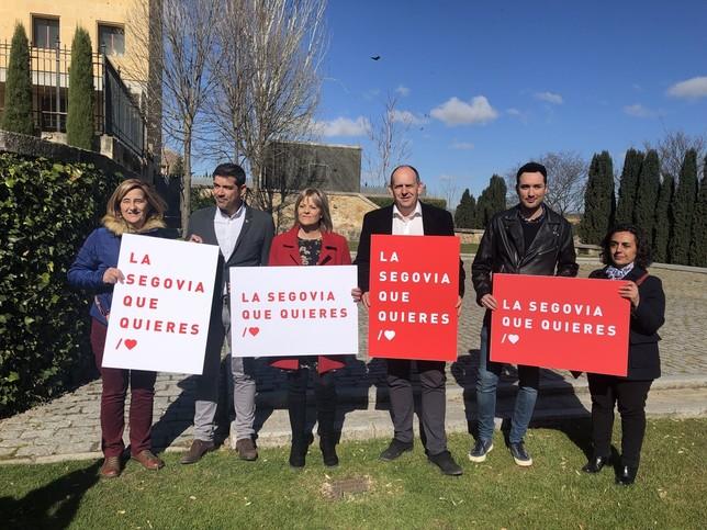El PSOE presenta un proyecto