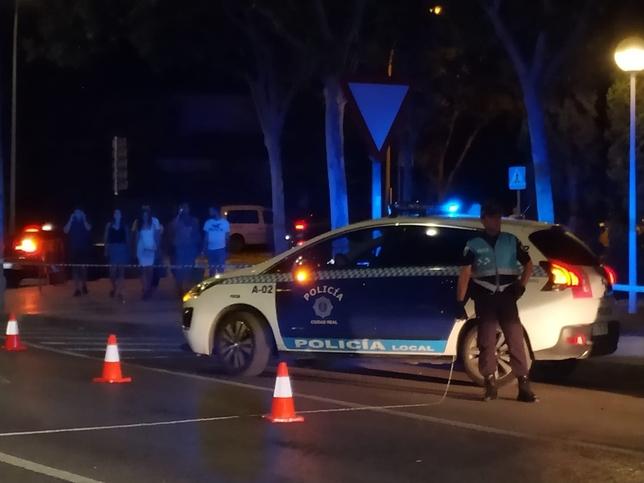 La Policía Local localiza a una menor ebria