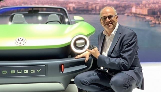 """Volkswagen augura un futuro """"muy brillante"""" para Landaben"""
