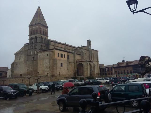 Barro y 4x4  para San Sebastián