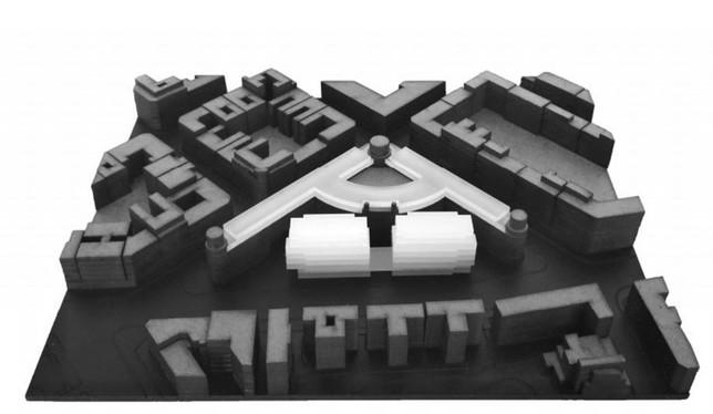 190 viviendas y siete alturas en los antiguos Maristas