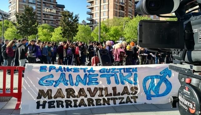 Arranca el juicio por la ocupación del Palacio Rozalejo NATV-Vera Villafranca