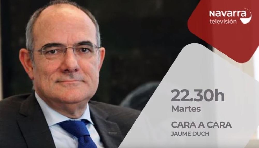 'Cara a Cara' con Jaume Duch esta noche en Bruselas