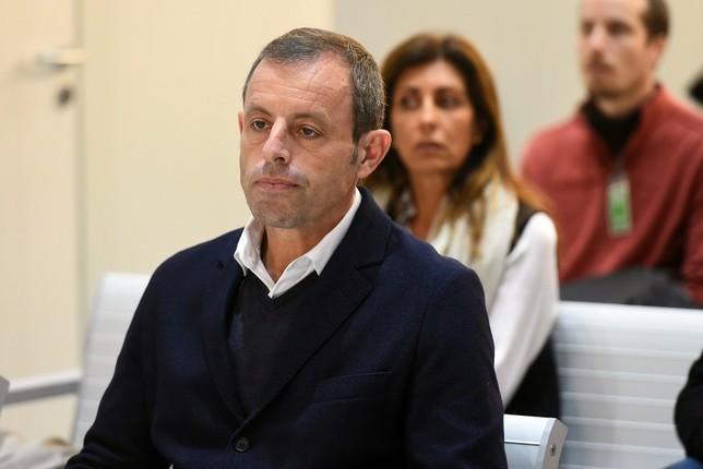 Absuelto Sandro Rosell de blanqueo de comisiones