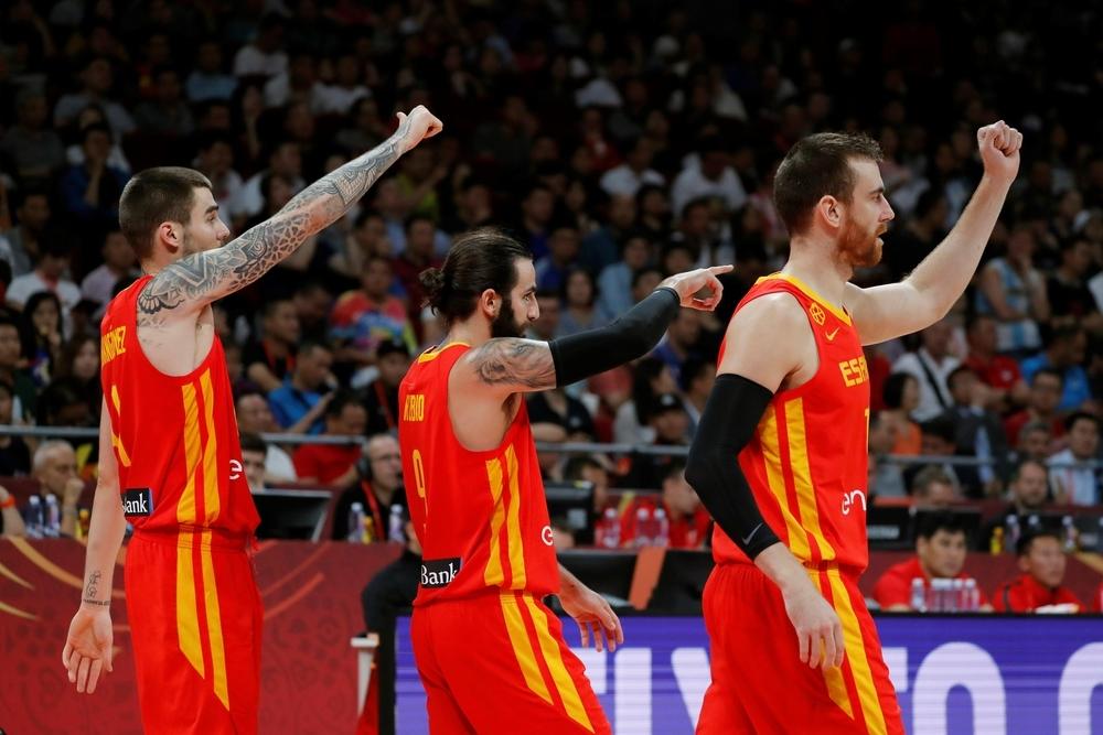 España toca la gloria por segunda vez