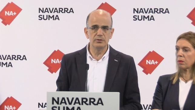 """Navarra Suma: """"Seremos la voz de las entidades sociales"""" NATV"""