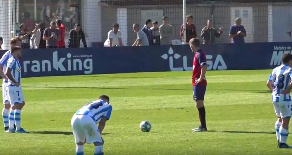 Osasuna y Real Sociedad, el partido en directo