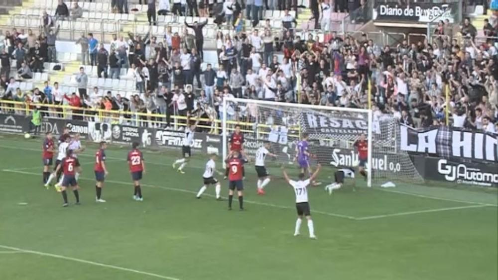 Pisculichi marcó el tanto de la victoria en el minuto 94