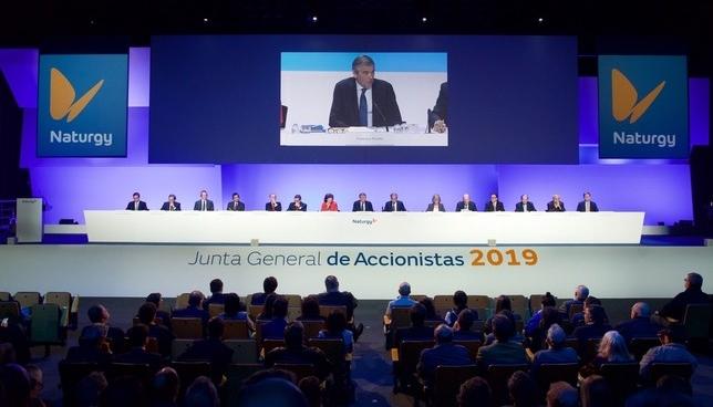 Naturgy ha celebrado en Madrid su Junta general de accionistas NATURGY