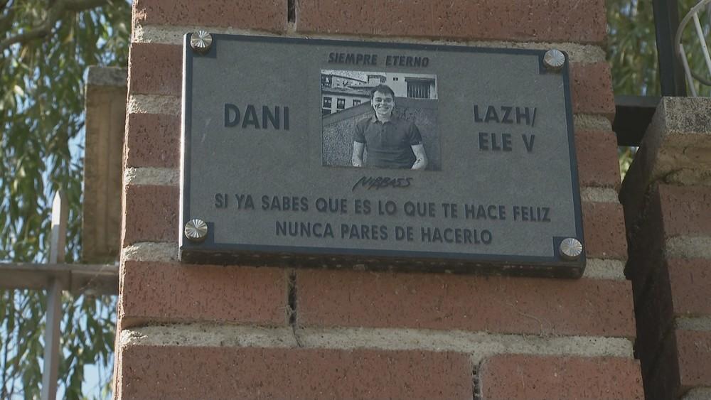 Pamplona se une hoy para recordar a Daniel de la Fuente
