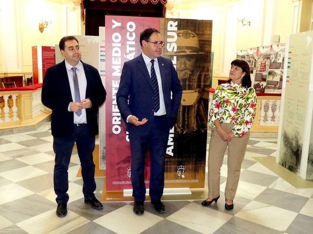Diputación muestra 20 años de trabajo conjunto con 25 ONG