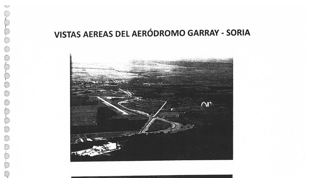 Layonair presenta un ambicioso proyecto para Soria