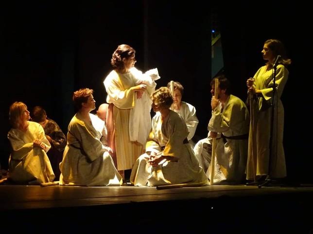 Más de 500 espectadores en el Festival de Teatro y Títeres