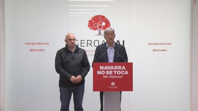 """Geroa Bai apuesta por un """"urbanismo social y sostenible"""""""