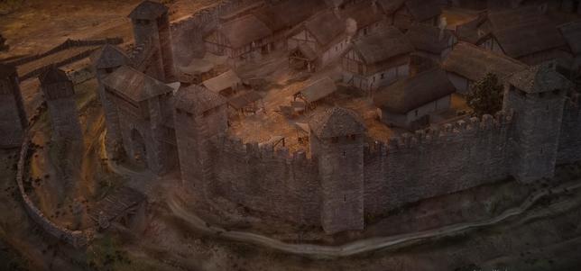 La UBU reconstruye la historia de Vitoria en 3D