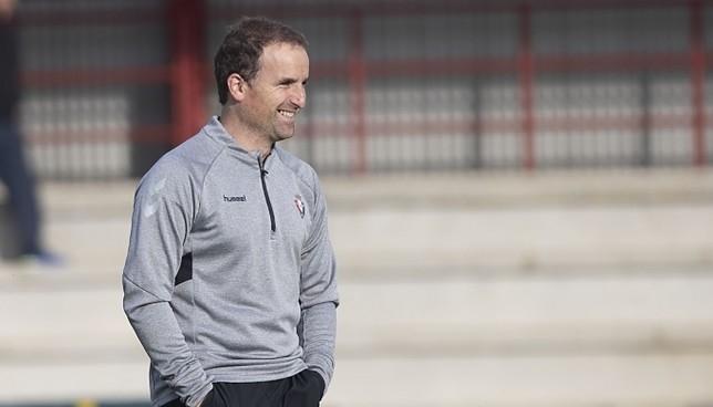 Jagoba Arrasate renueva por una temporada con Osasuna CA Osasuna
