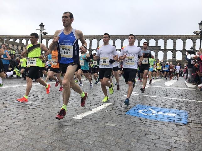 A nueve días de la Media Maratón