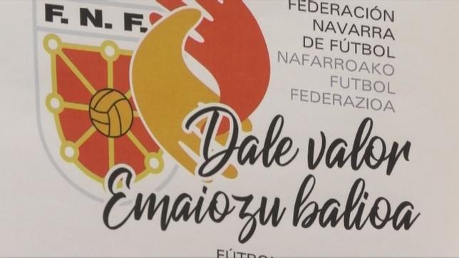 Arranca la campaña 'Dale Valor Al Fútbol'