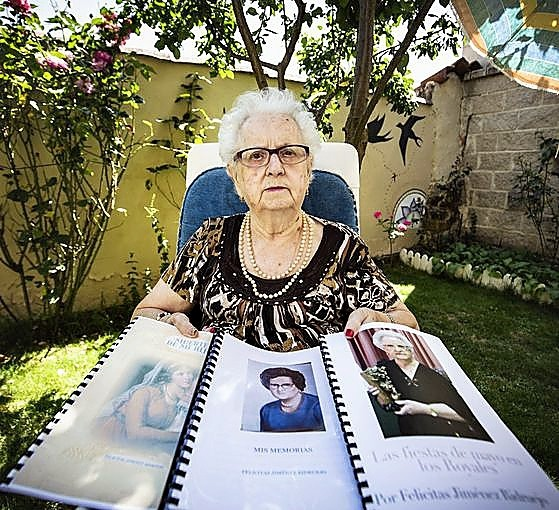 'Mis memorias', por Felicitas Jiménez Ridruejo