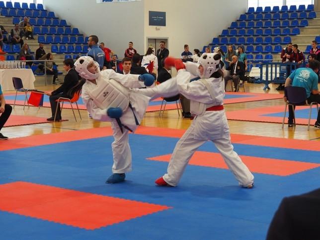 Valladolid suma 18 medallas en el Regional infantil