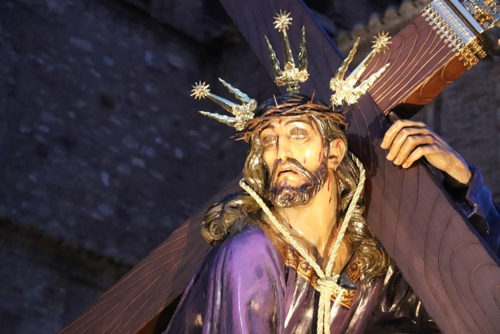El Jesús del Perdón le ganó la partida a la meteorología