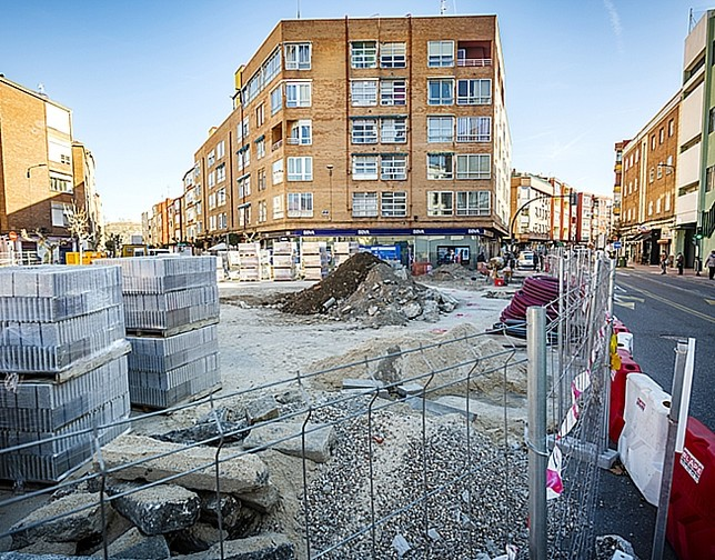 Urbanismo tiene activas 21 obras como guinda del mandato Jonatan Tajes