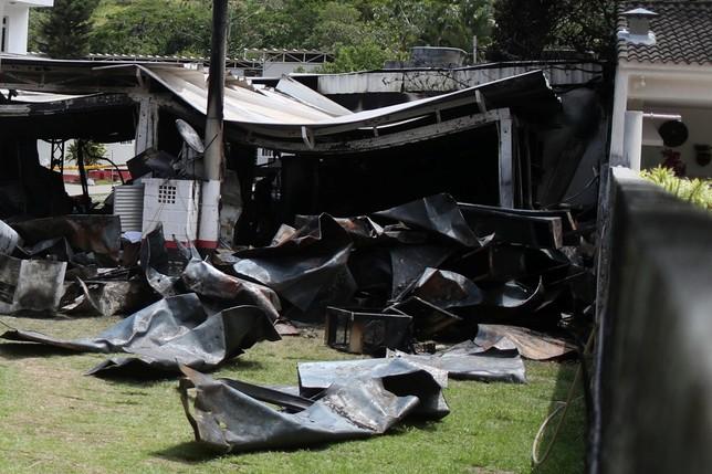 Tragedia en Río RICARDO MORAES