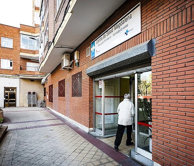La obra del centro de salud La Magdalena se demora 3 meses Jonatan Tajes